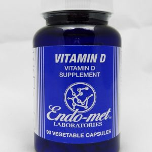 Endo-met Vitamin D3 90 Count